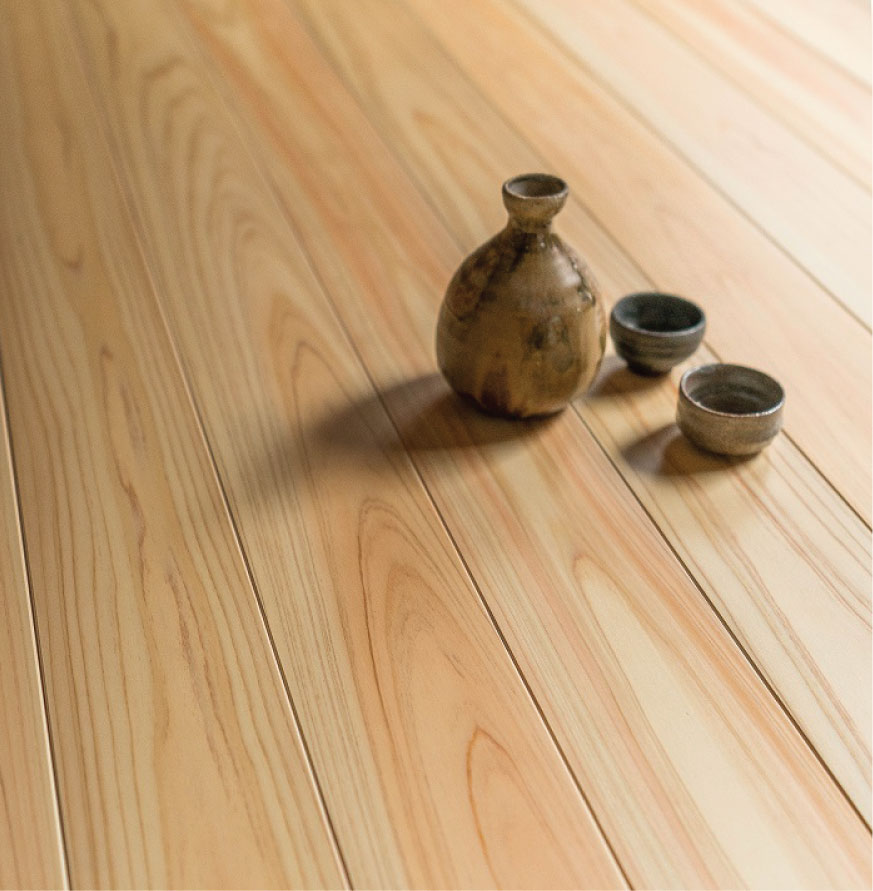 Japanese Timber Series