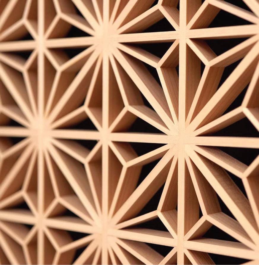 KUMIKO Woodcraft Series
